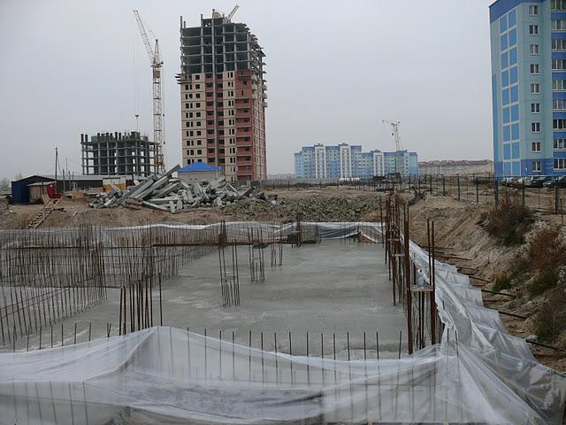 Брест продолжает строиться, но уже не так активно, как раньше