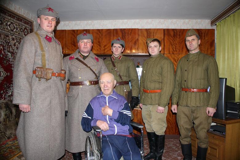 Умер К.Ф. Лозаненко, последний Герой Советского Союза, проживавший на Брестчине