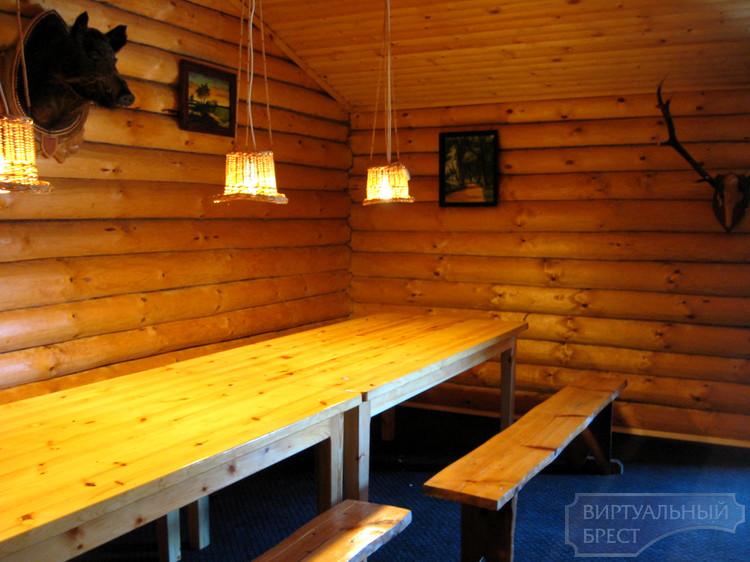 Отдых в деревне: дом, баня в Бресте (Беларусь). Усадьба «БРЕСТСКАЯ»