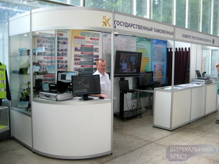 Система распознавания номеров автомобилей будет работать на Брестской границе