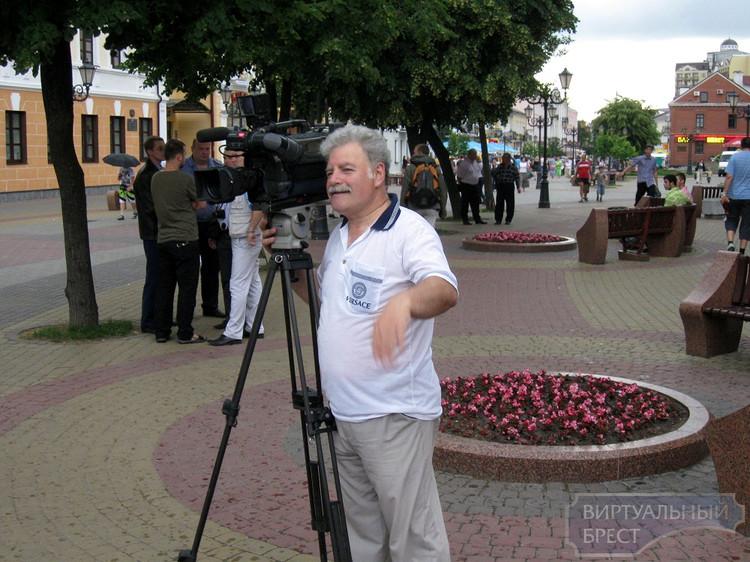 Последний мирный день перед войной... ул. Советская, 21 июня 2012 года - фото - видео