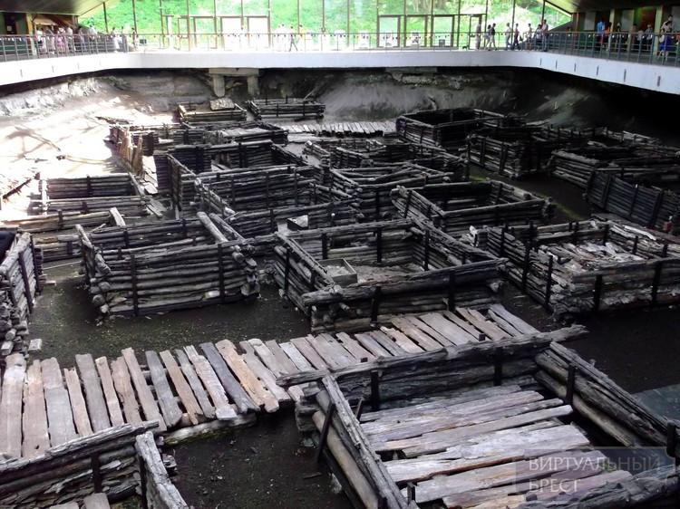 """Археологический музей """"Берестье"""" отметил 30-летие"""