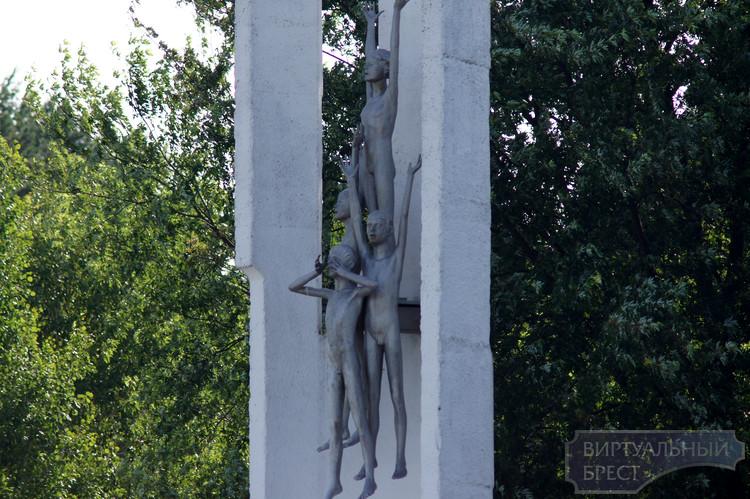 70 лет трагедии в Домачево. Митинг-реквием