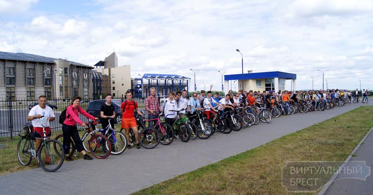 Велопробег «За вело-Брест!» для всех - по центральным улицам города!