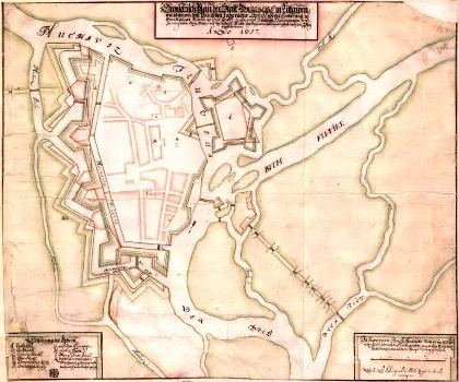 Ещё одна страница истории Бреста... Из шведских архивов 355 лет спустя