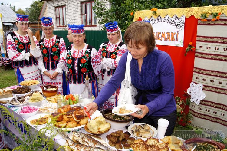 7 – 8 августа в аг.Мотоль будет проходить кулинарный фестиваль «Мотальскія прысмакі»