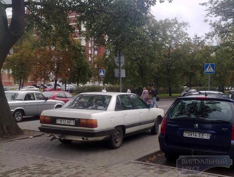 Герой парковки - еще один вариант