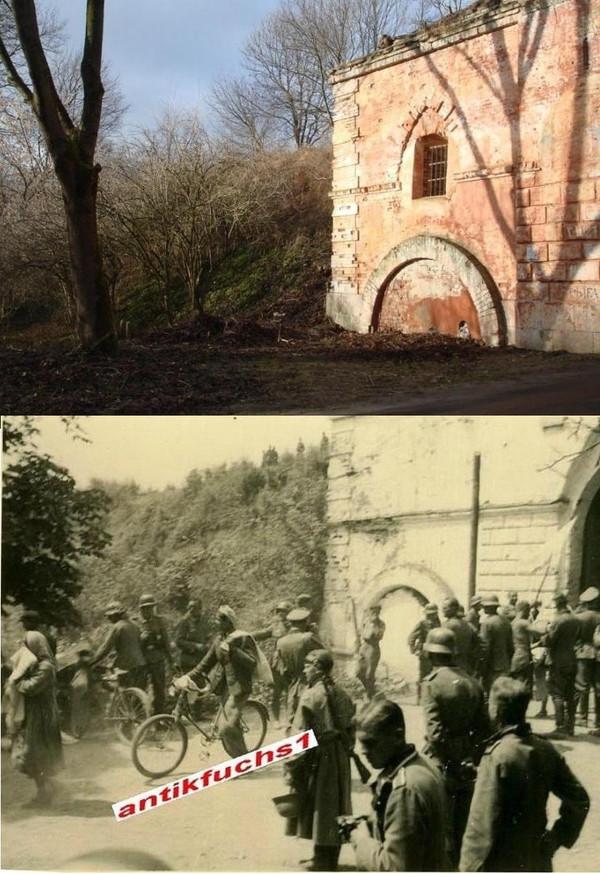 Брестская крепость - прошлое и настоящее (часть 1)