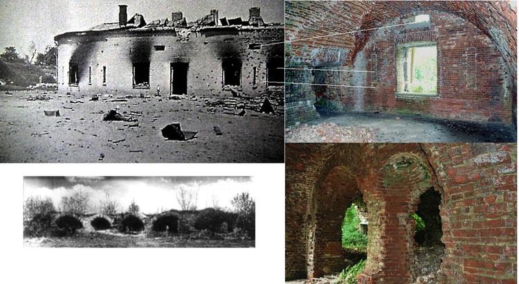Брестская крепость - прошлое и настоящее (часть 2)