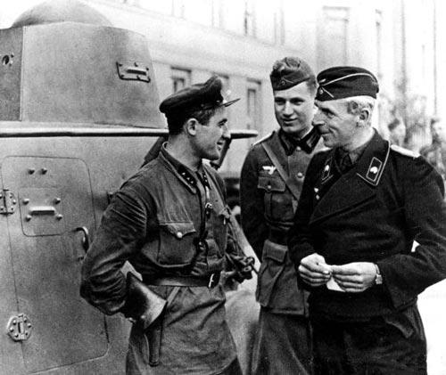 17 сентября 1939 г.: объединение Западной Беларуси с БССР