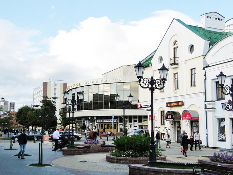 Кинотеатр «Беларусь»: История здания Великой синагоги в Бресте