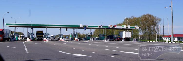 На М1 перед Федьковичами крупное ДТП, проезд блокирован