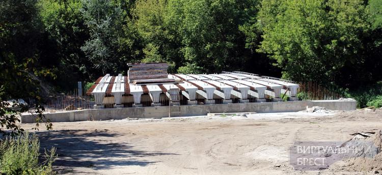 Строительство Западного обхода задерживается из-за моста в Брестскую крепость?