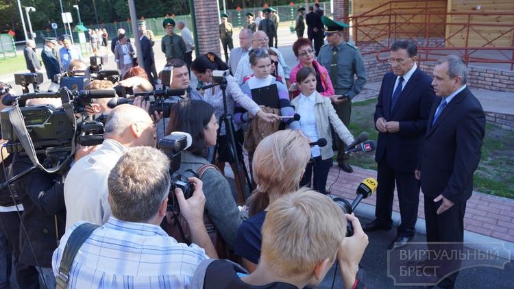 На белорусско-польской границе к 2020 году может быть создан новый погранпереход