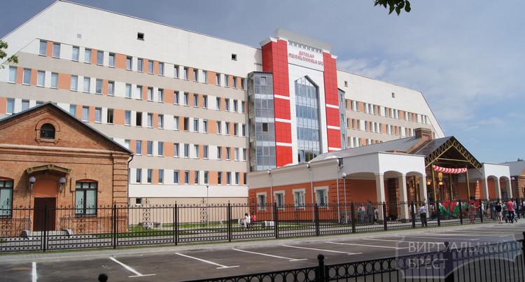 Репортаж из новой детской поликлиники в Бресте