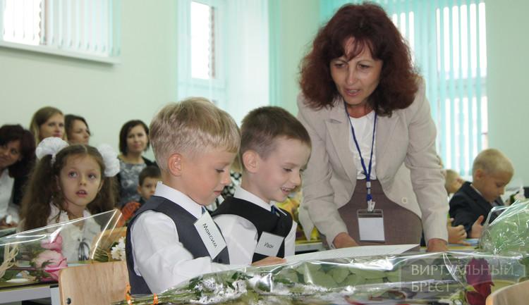 На 3 тыс. больше школьников сядут за парты в Брестской области в новом учебном году