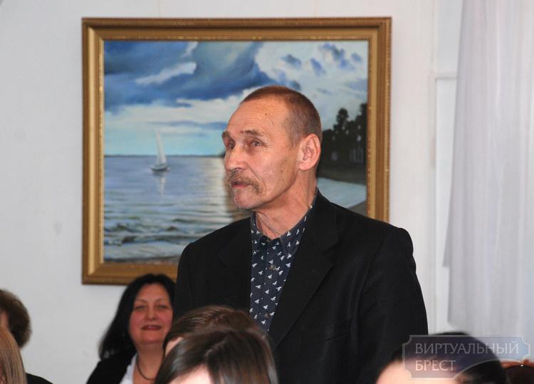 В Бресте умер известный художник Михаил Коньков