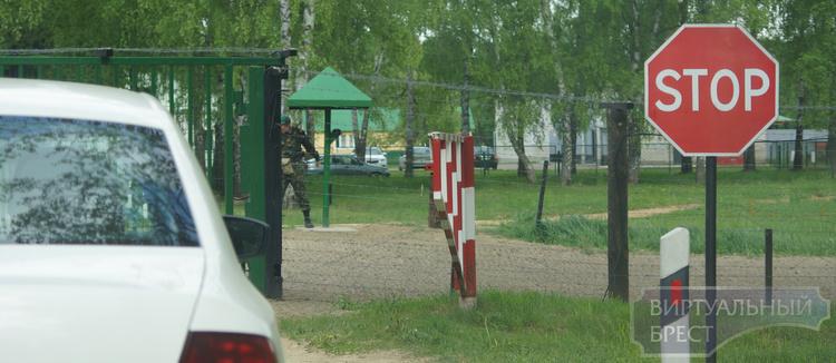 """Двое россиян с """"травматикой"""" намеревались незаконно пересечь белорусско-польскую границу"""