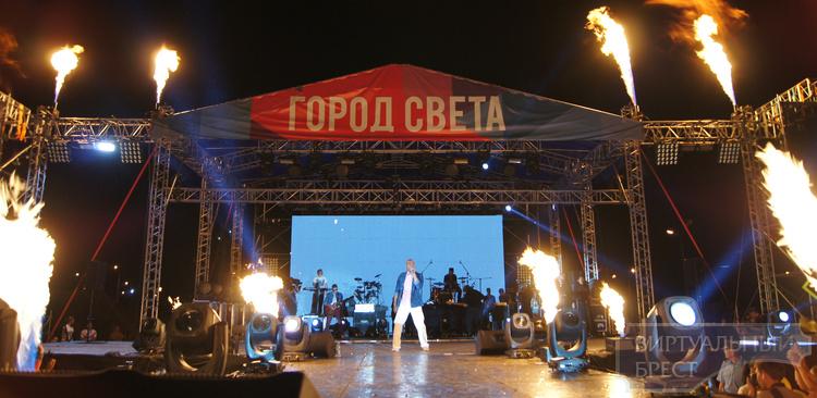 «Город Света» раскрыл имена основных участников концерта ко Дню города 30 июля