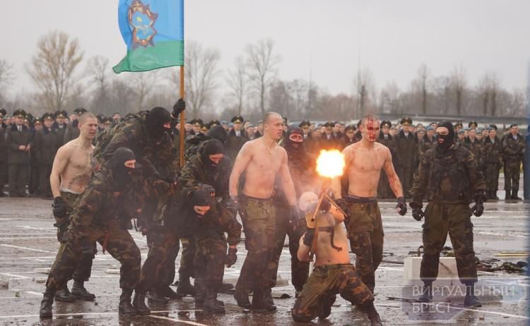 38-й мобильной бригаде возвращают историческое название