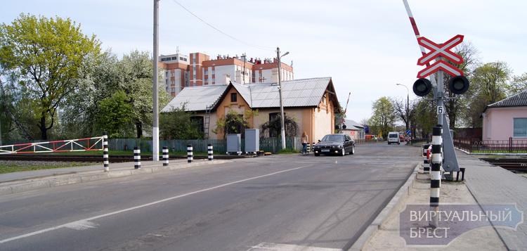 С 8 по 10 декабря закрывается движение через ЖД переезд по улице Пушкинской