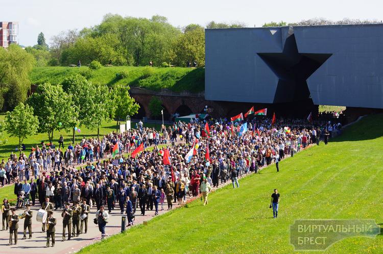 Около 4 тыс. гостей ждут в Бресте на мероприятия к 22 июня