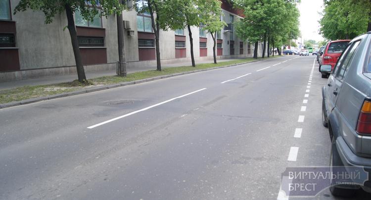 На ул. Орджоникидзе запрещается парковка, но временно. Эвакуатор растащит тех, кто не понял