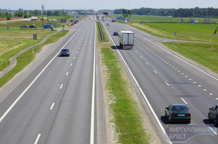 Трассу М1/Е30 планируется реконструировать под автомагистраль