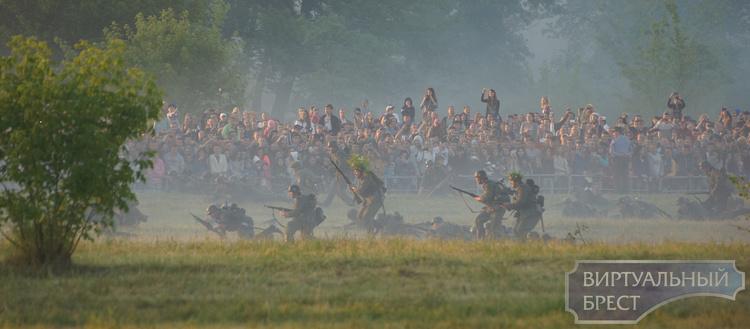 Фестиваль «22 июня. Брестская крепость» заявлен на краундфандинге