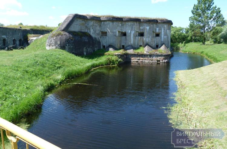В Брестской крепости начинают реконструкцию Пятого форта
