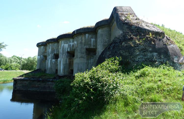 Бывший пороховой склад Брестской крепости планируют превратить в музей