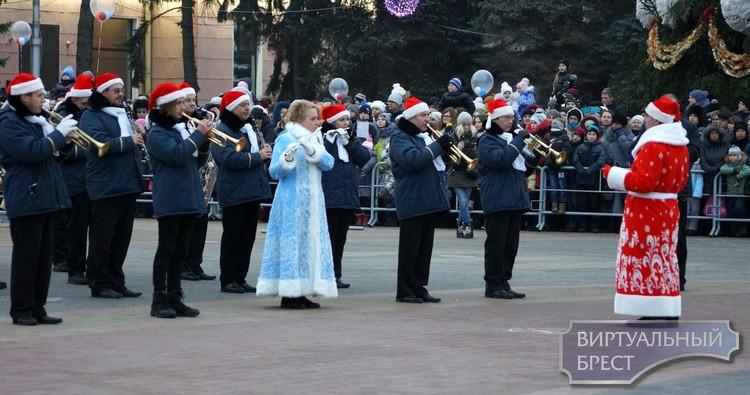 По главной улице с оркестром... Брестчан приглашают принять участие в флешмобе на Советской