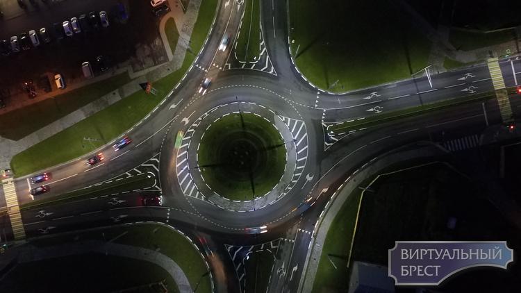 """""""Народные"""" названия: как правильно именовать перекрёстки с круговым движением в Бресте?"""