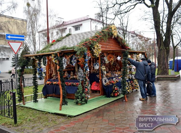 Новогодних ярмарок на ул.Гоголя в следующем году не будет