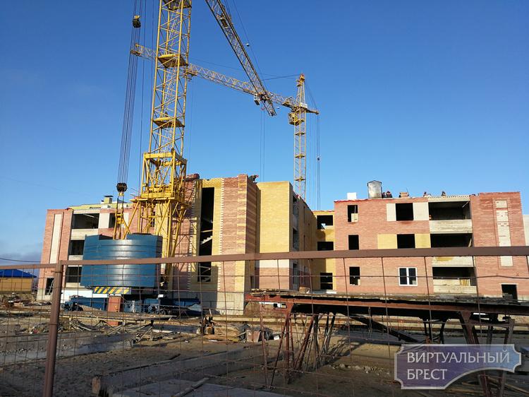 Два учреждения образования введут в Бресте в 2018 году