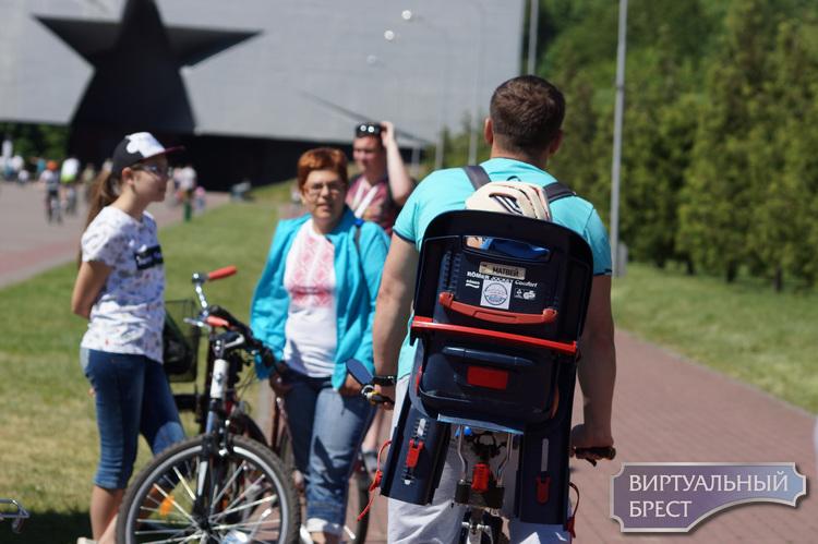 Велосипедистов приглашают на третий брестский фестиваль «Без Матора»