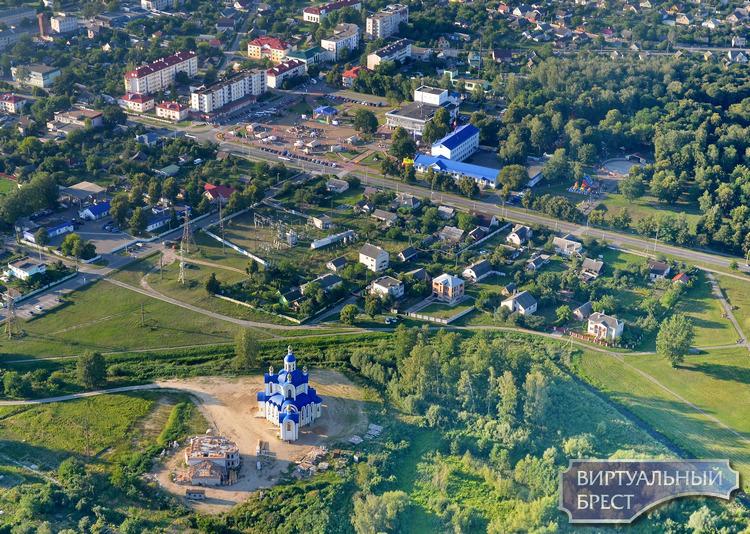 Жабинка — единственный райцентр Беларуси, в котором численность населения увеличилась за год более чем на 1000