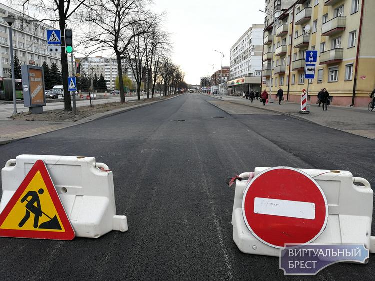 Бульвар Космонавтов перекрыли, на этот раз в другую сторону + изменения по автобусам