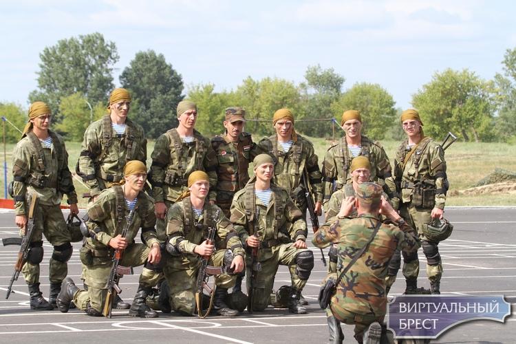 Как будет проходить День десантников и сил специальных операций в Бресте 2 августа 2020 г.