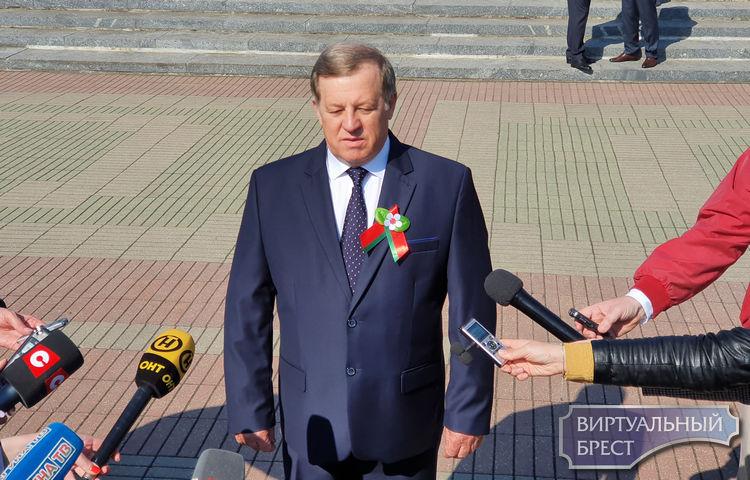 Белорусы не изменяют традиции празднования Дня Победы - Лис