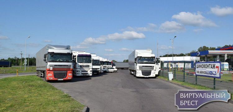 Введенные в связи с COVID-19 ограничения для транзитных перевозчиков отменяются