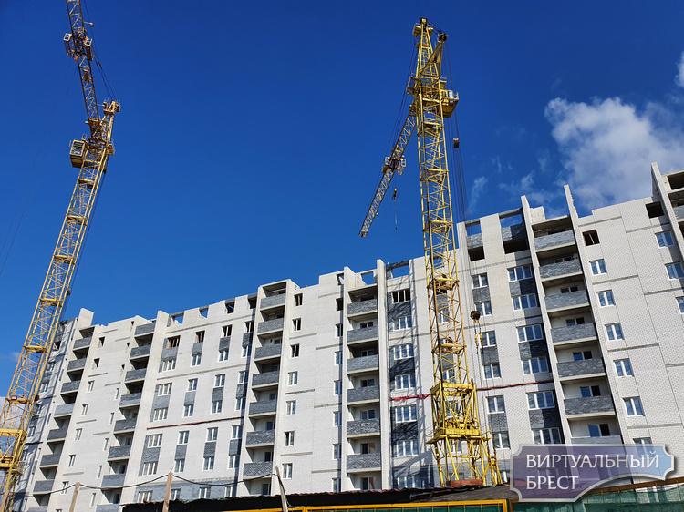 В Беларуси приняты 14 новых строительных норм
