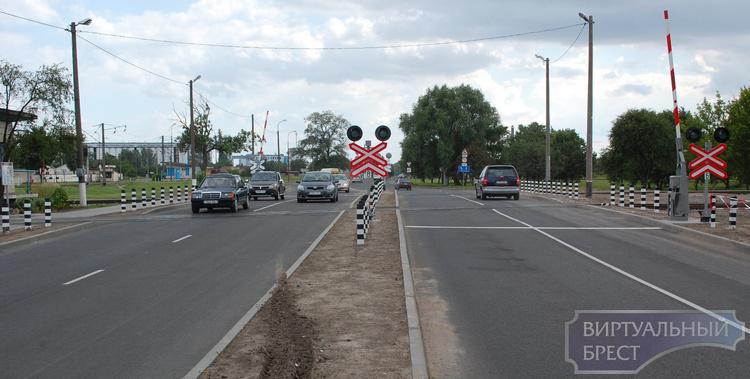 Завершена реконструкция ул. Л-та Рябцева