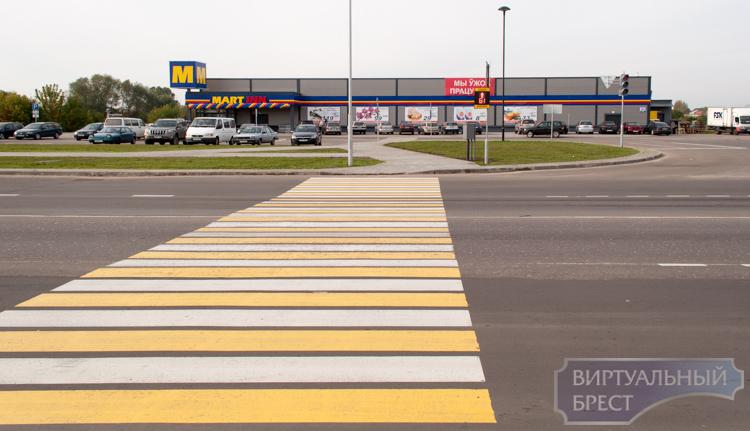 Ул. безымянная: новый магазин — новый светофор