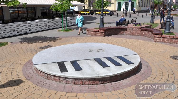 Уличные музыканты не спешат на «свою» площадку