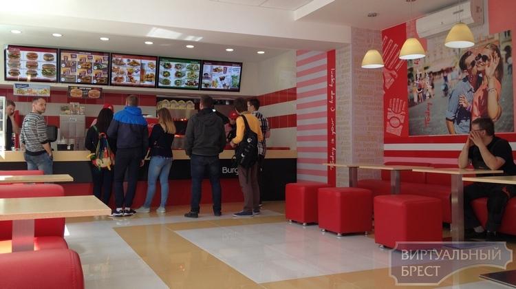 Ресторан фастфуда Burger Club открылся повторно
