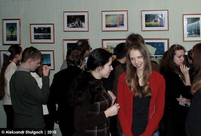 Фотовыставка Самкова Ивана