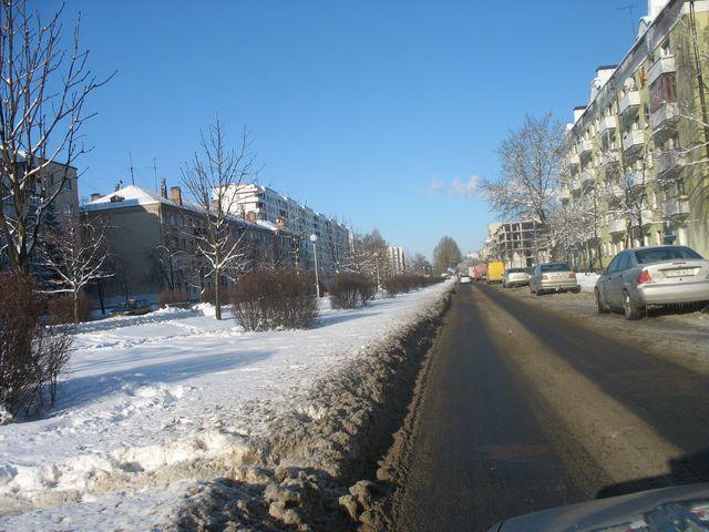 Морозное утро обзор Бреста - 2 часть