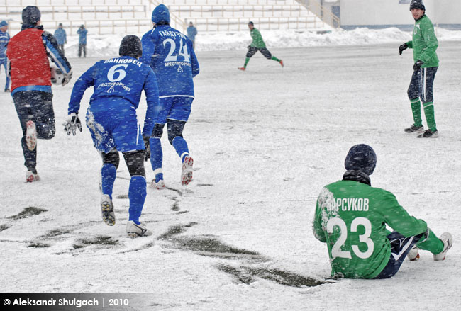 """Brest Winter Cup.  Динамо (Брест) - ФК """"Гомель""""  Итоговый счет 3-3 (фото)"""