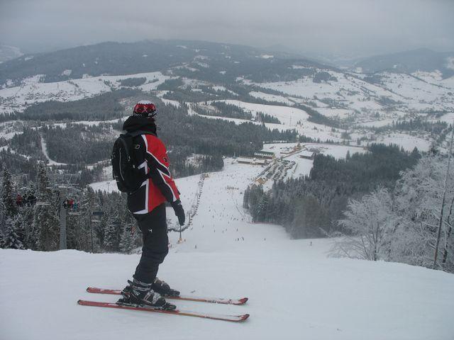 В гостях у Ющенко - горнолыжный курорт Плай